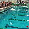 Women's 50 Backstroke A Final - 2014 CCCA Swimming and Diving State Championships