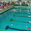 Women's 50 Butterfly B Final - 2014 CCCA Swimming and Diving State Championships
