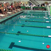 Men's 100 Backstroke B Final - 2014 CCCA Swimming and Diving State Championships