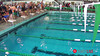 Men's 200 Butterfly Heat 3 - 2014 CCCA Swimming and Diving State Championships