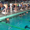 E04 Heat 4 Men's 100yd Butterfly - 2014 CA/NV Winter Sectionals - East Los Angeles College - Meet Host: FAST - Coverage By: Liveswim Channel Powered by Takeitlive.tv