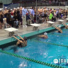 E11 Heat 4 Women's 400yd Medley Relay - 2014 CA/NV Winter Sectionals - East Los Angeles College - Meet Host: FAST - Coverage By: Liveswim Channel Powered by Takeitlive.tv
