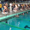 E04 Heat 1 Men's 100yd Butterfly - 2014 CA/NV Winter Sectionals - East Los Angeles College - Meet Host: FAST - Coverage By: Liveswim Channel Powered by Takeitlive.tv