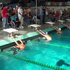 E08 Heat 6 Men's 100yd Backstroke - 2014 CA/NV Winter Sectionals - East Los Angeles College - Meet Host: FAST - Coverage By: Liveswim Channel Powered by Takeitlive.tv