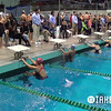 E11 Heat 5 Women's 400yd Medley Relay - 2014 CA/NV Winter Sectionals - East Los Angeles College - Meet Host: FAST - Coverage By: Liveswim Channel Powered by Takeitlive.tv