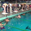 E04 Heat 2 Men's 100yd Butterfly - 2014 CA/NV Winter Sectionals - East Los Angeles College - Meet Host: FAST - Coverage By: Liveswim Channel Powered by Takeitlive.tv