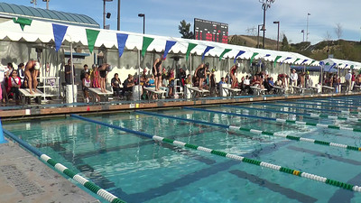 Girl's 100 Butterfly Heat 5