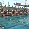 Girl's 200 Backstroke Heat 5