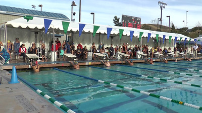 Girl's 200 Backstroke Heat 6
