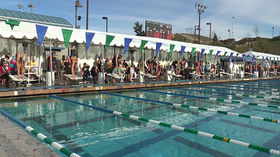 Girl's 100 Butterfly Heat 4