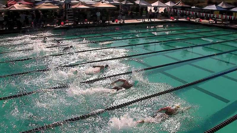 1 Women 100 Freestyle