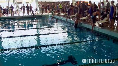 15 Womens 400 Medley - Heat 3