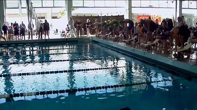15 Womens 400 Medley - Heat 2