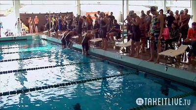 23 Womens 100 Backstroke - Heat 3