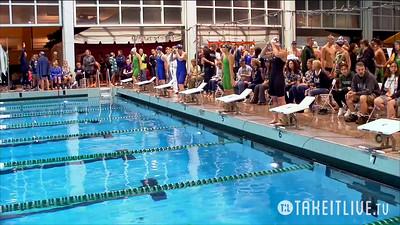 23 Womens 100 Backstroke - C Final