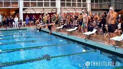 24 Mens 100 Backstroke - C Final