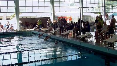 31 Womens 200 Backstroke - Heat 1
