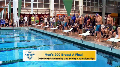 36 Mens 200 Breaststroke A Final
