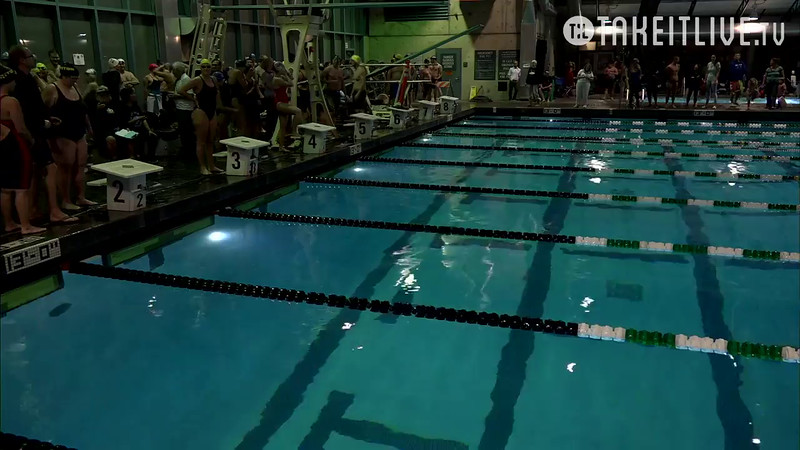 Heat 2 | 38 Mixed 200 Free Relay | 2016 SPMS Short Course Meters Championship | VIDEO