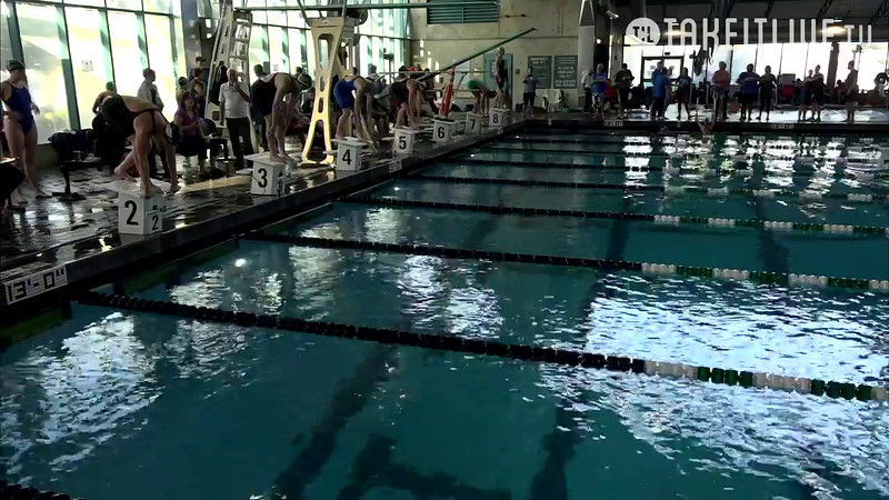Heat 7 | 30 Women 200 Free | 2016 SPMS Short Course Meters Championship | VIDEO