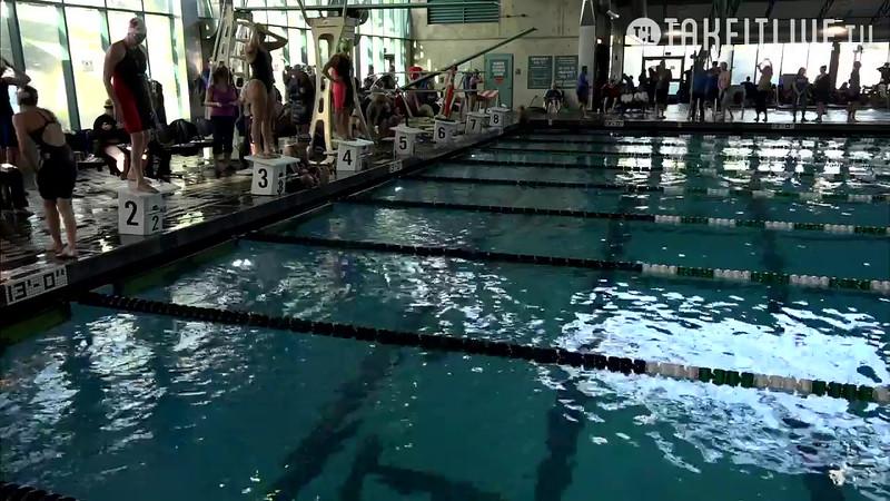 Heat 6 | 30 Women 200 Free | 2016 SPMS Short Course Meters Championship | VIDEO
