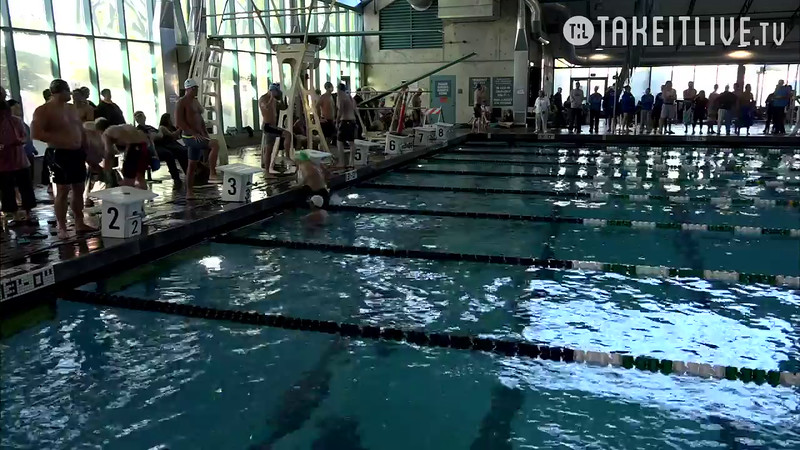 Heat 12 | 17 Men 100 Breast | 2016 SPMS Short Course Meters Championship | VIDEO