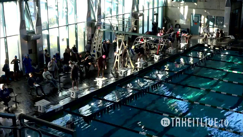 Heat 1 | 4 Women 100 Free | 2016 SPMS Short Course Meters Championship | VIDEO