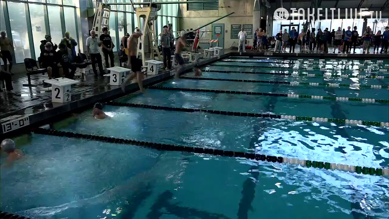 Heat 7 | 35 Men 50 Back | 2016 SPMS Short Course Meters Championship | VIDEO