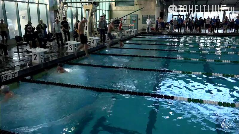 Heat 7 | 35 Men 50 Back | 2016 SPMS Short Course Meters Championship | VIDEO