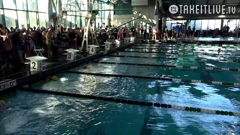 Heat 2 | 20 Mixed 200 Medley Relay | 2016 SPMS Short Course Meters Championship | VIDEO