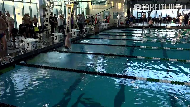 Heat 2 | 35 Men 50 Back | 2016 SPMS Short Course Meters Championship | VIDEO