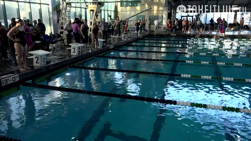 Heat 4 | 34 Women 50 Back | 2016 SPMS Short Course Meters Championship | VIDEO