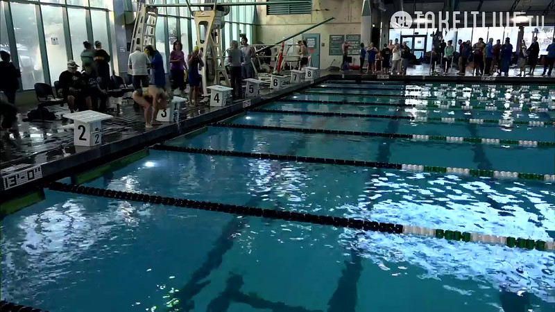 Heat 1 | 36 Women 200 Breast | 2016 SPMS Short Course Meters Championship | VIDEO