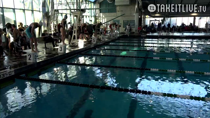 Heat 5 | 18 Women 200 Fly | 2016 SPMS Short Course Meters Championship | VIDEO