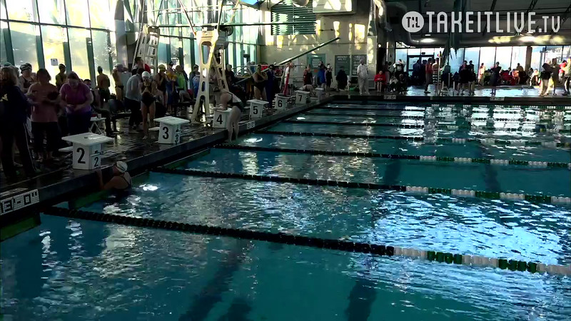 Heat 2 | 21 Women 50 Free | 2016 SPMS Short Course Meters Championship | VIDEO