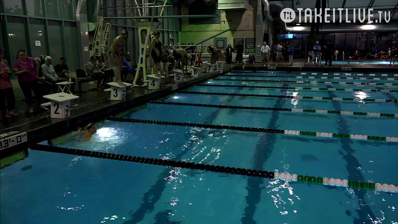 Heat 2 | 23 Mixed 400 IM | 2016 SPMS Short Course Meters Championship | VIDEO