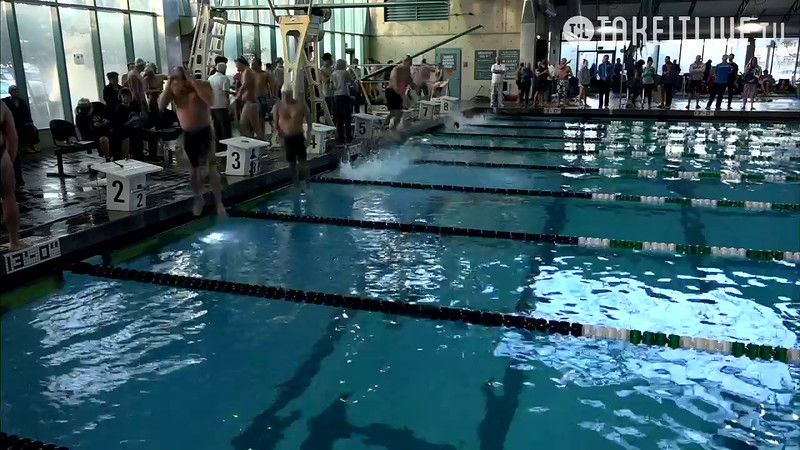Heat 6 | 35 Men 50 Back | 2016 SPMS Short Course Meters Championship | VIDEO