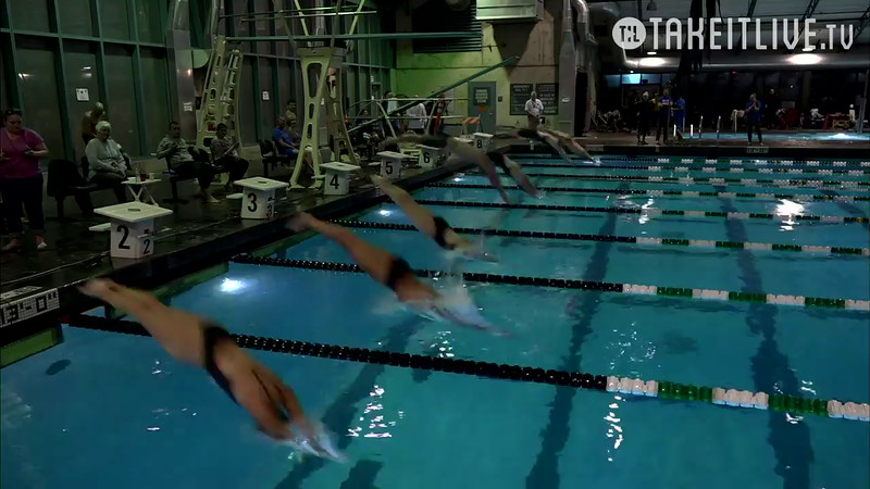 Heat 9 | 23 Mixed 400 IM | 2016 SPMS Short Course Meters Championship | VIDEO