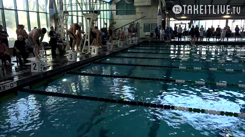 Heat 5 | 17 Men 100 Breast | 2016 SPMS Short Course Meters Championship | VIDEO
