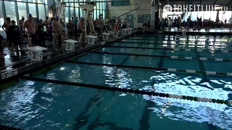Heat 2 | 28 Men 50 Breast | 2016 SPMS Short Course Meters Championship | VIDEO