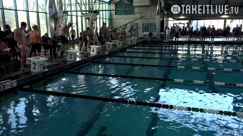 Heat 4 | 17 Men 100 Breast | 2016 SPMS Short Course Meters Championship | VIDEO