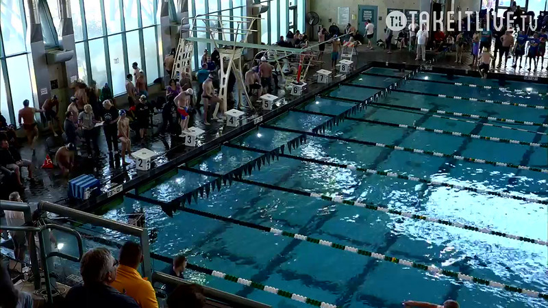 Heat 7 | 26 Men 100 Fly | 2016 SPMS Short Course Meters Championship | VIDEO