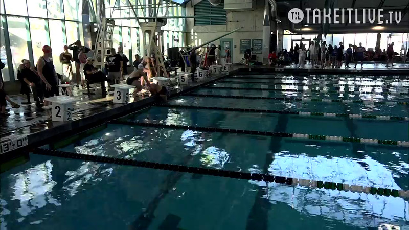 Heat 3 | 18 Women 200 Fly | 2016 SPMS Short Course Meters Championship | VIDEO