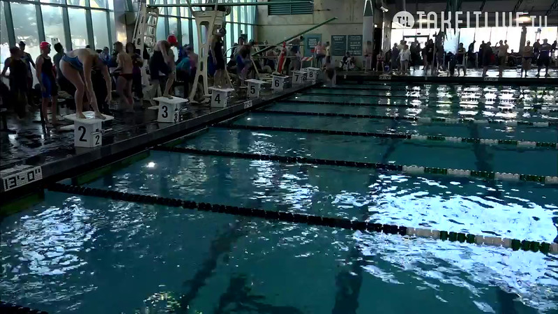 Heat 4 | 27 Women 50 Breast | 2016 SPMS Short Course Meters Championship | VIDEO