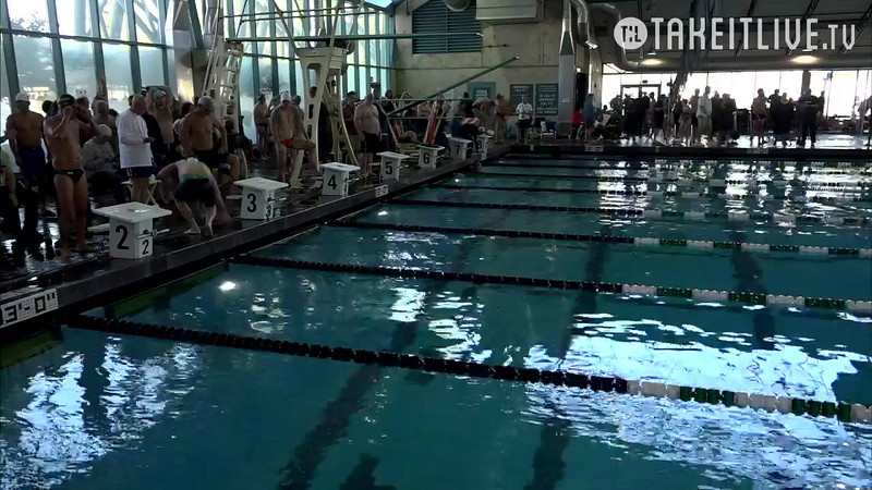 Heat 2 | 12 Men 50 Fly | 2016 SPMS Short Course Meters Championship | VIDEO