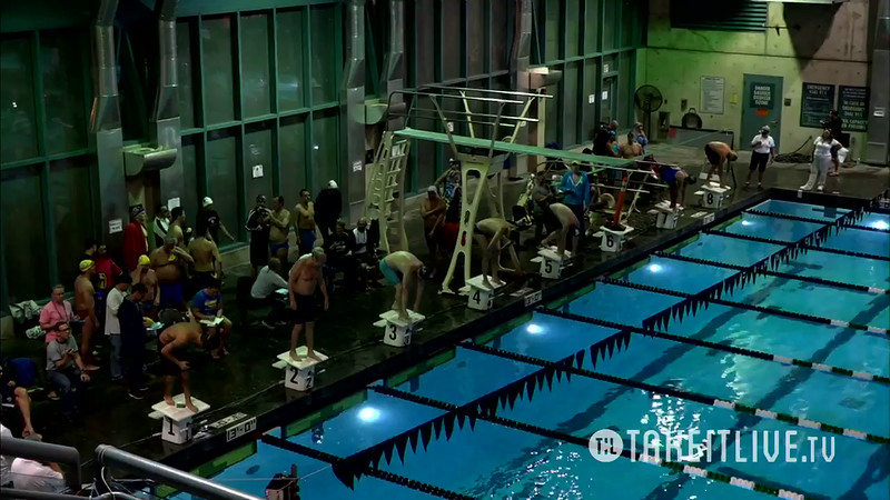 Heat 5 | 8 Mixed 800 Free Relay | 2016 SPMS Short Course Meters Championship | VIDEO