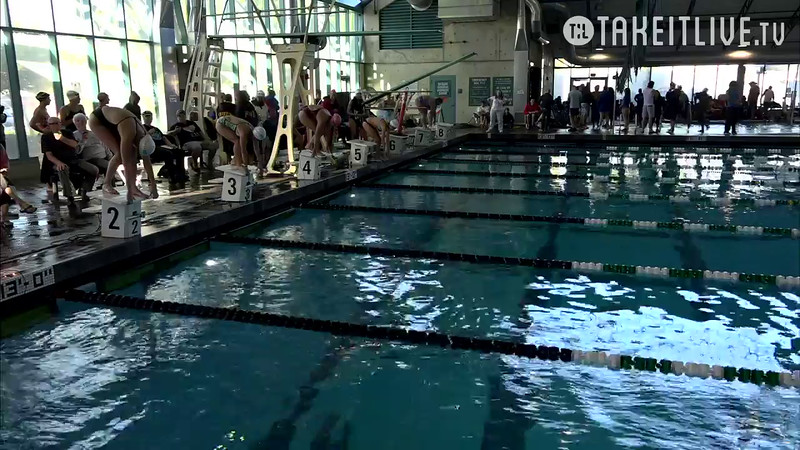 Heat 2 | 18 Women 200 Fly | 2016 SPMS Short Course Meters Championship | VIDEO