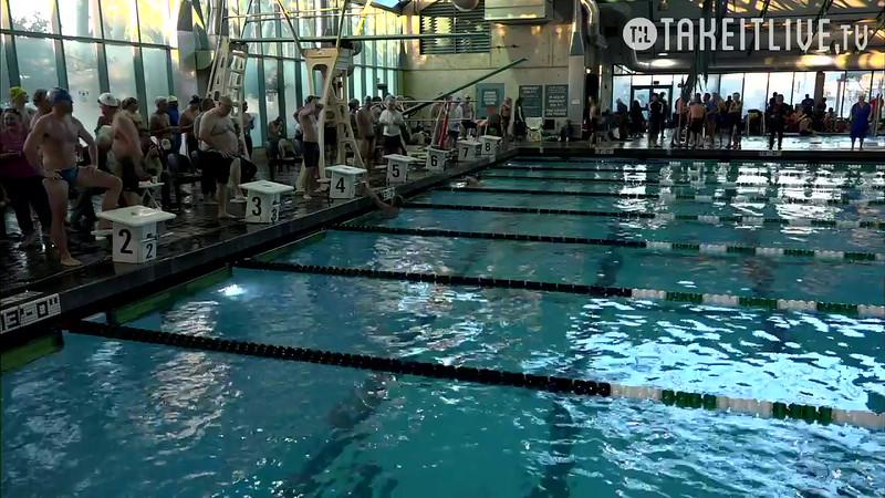 Heat 2 | 22 Men 50 Free | 2016 SPMS Short Course Meters Championship | VIDEO