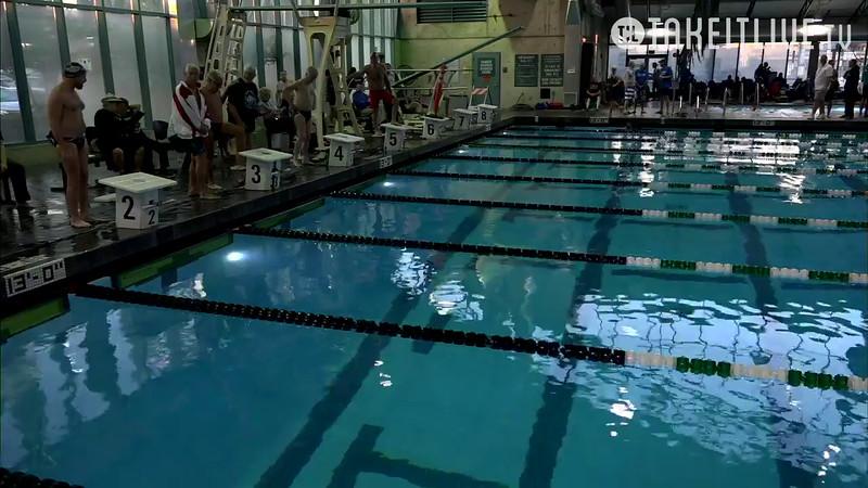 Heat 1 | 37 Men 200 Breast | 2016 SPMS Short Course Meters Championship | VIDEO