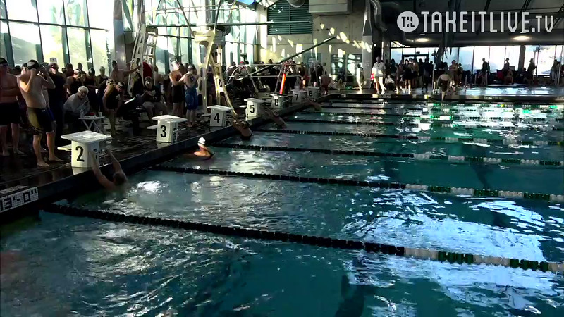 Heat 3 | 20 Mixed 200 Medley Relay | 2016 SPMS Short Course Meters Championship | VIDEO